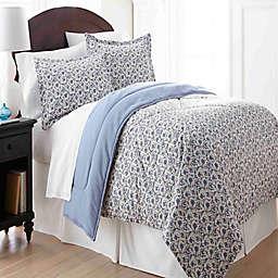 Micro Flannel® Comforter Set in Jacobean