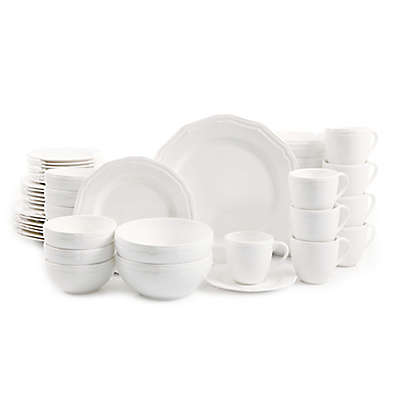 Gibson Miranda 48-Piece Dinnerware Set
