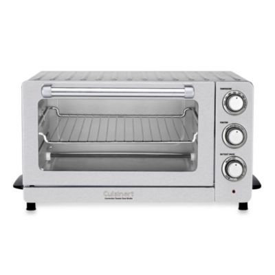 Cuisinart® Stainless Steel 6-Slice Convection Toaster Oven/Broiler in Stainless Steel