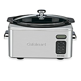 Cuisinart® 6.5 qt. Programmable Slow Cooker