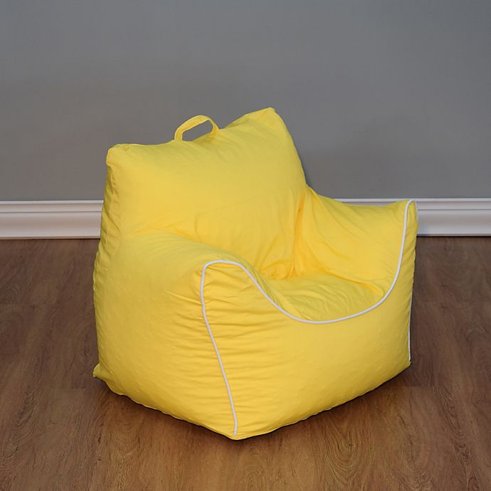 Alternate image 1 for Banana Bean Bag Chair with Removable Cover