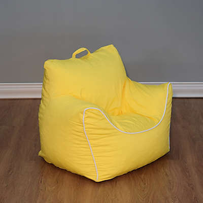 Banana Bean Bag Chair with Removable Cover