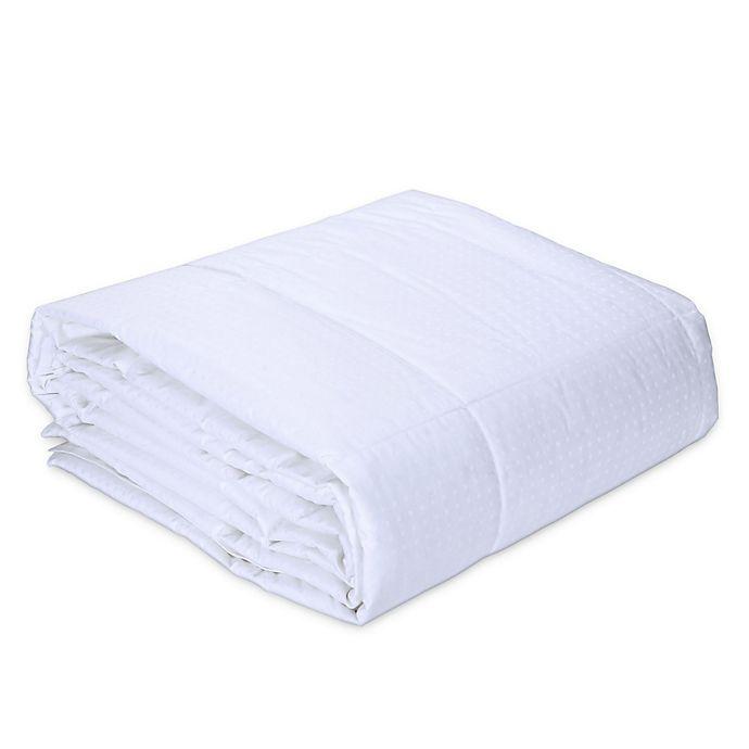 Alternate image 1 for St. James Home Lightweight White Goose Down Comforter