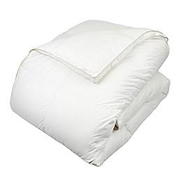 Glucksberg European Goose Down Comforter in White