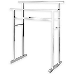 Kingston Brass 2-Tier Freestanding Towel Rack