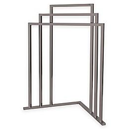 Kingston Brass 3-Tier Freestanding Corner Towel Rack