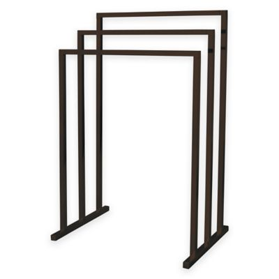 Kingston Br 3 Tier Freestanding Towel Rack