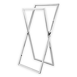 Kingston Brass X-Frame Freestanding Collapsible Towel Rack