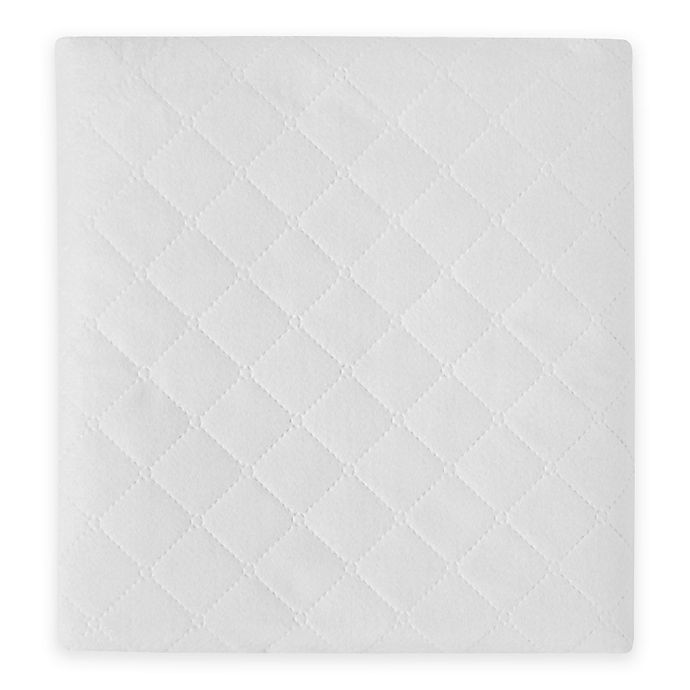 Alternate image 1 for carter's® Quilted Mattress Protector Pad