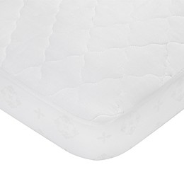 carter's® Waterproof Cotton Fitted Quilted Crib Pad