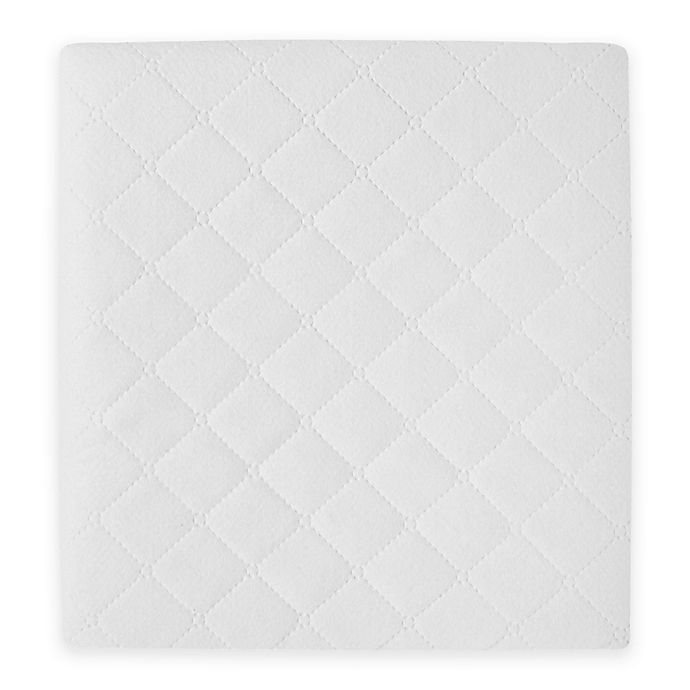 Alternate image 1 for carter's® 2-Pack Quilted Mattress Protector Pad