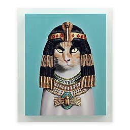 Pets Rock™ Cleopatra 16-Inch x 20-Inch Canvas Wall Art