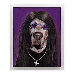 Pets Rock™ Metal 16-Inch x 20-Inch Wall Art