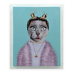 Pets Rock™ Twerk 16-Inch x 20-Inch Framed Giclee Wall Art