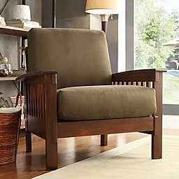 iNSPIRE Q® Brixton Mission Arm Chair
