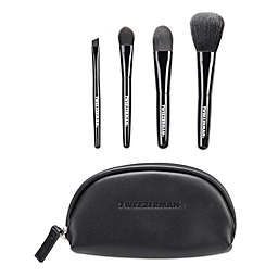 Tweezerman® 5-Piece Mini Travel Brush Set