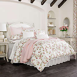 Piper & Wright Rosalie Comforter Set in Pink