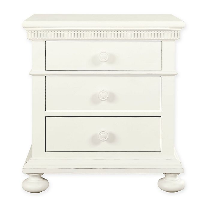 Alternate image 1 for Stone & Leigh by Stanley Furniture Smiling Hill Night Stand in Marshmallow