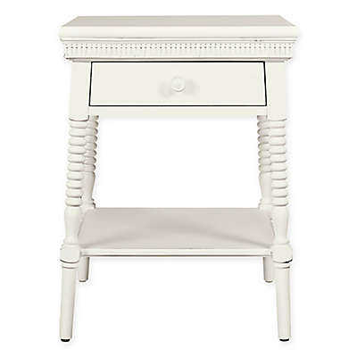 Stone & Leigh by Stanley Furniture Smiling Hill Bedside Table in Marshmallow