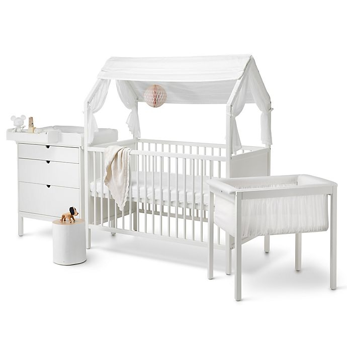 Stokke Home Nursery Furniture Collection In White