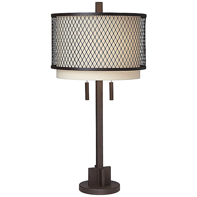 Pacific Coast Lighting Customer Service: Pacific Coast Lighting® Mesh Collection Industrial Table