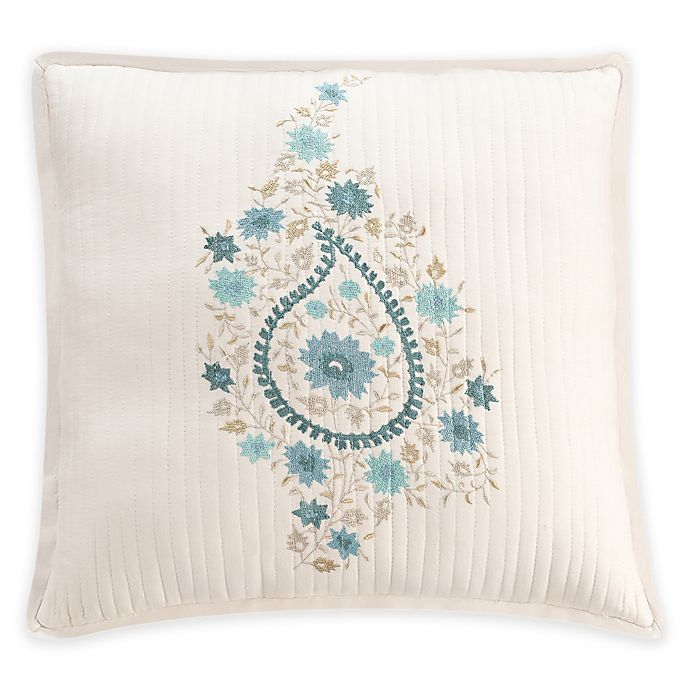Alternate image 1 for Beaumont 18-Inch Square Throw Pillow