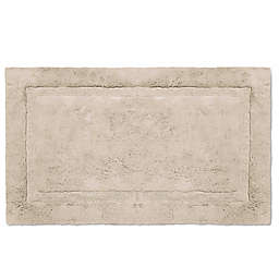 Wamsutta® Luxury 30-Inch x 48-Inch Border Plush MicroCotton Bath Rug