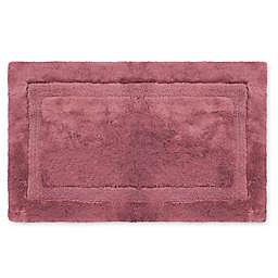 Wamsutta® Luxury Border Plush MicroCotton Bath Rug