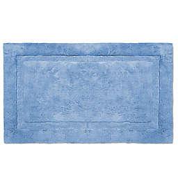 Wamsutta® Luxury 30-Inch x 48-Inch Border Plush MicroCotton Bath Rug