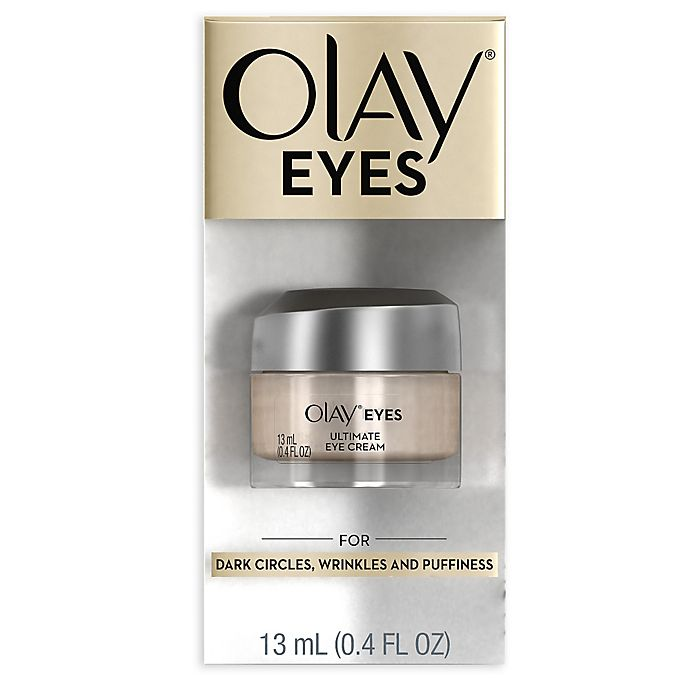 Olay Eyes 0 4 Oz Ultimate Eye Cream For Wrinkles Puffy Eyes