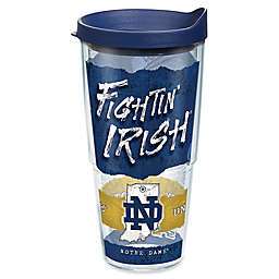 Tervis® University of Notre Dame Fighting Irish 24 oz. Statement Wrap Tumbler with Lid