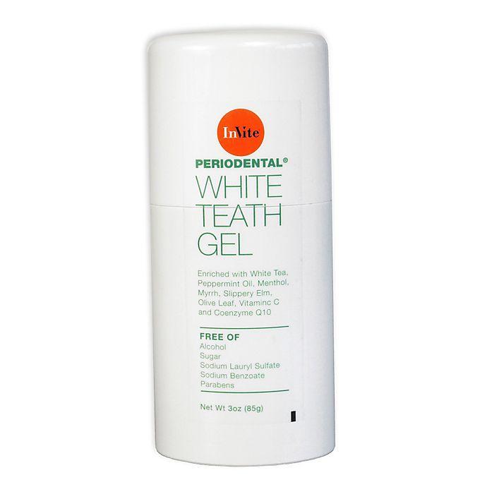 Alternate image 1 for InVite® 3 oz. White Teath Gel
