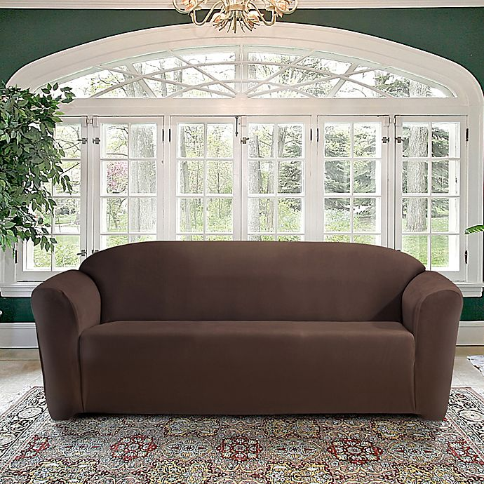 Alternate image 1 for FurnitureSkins™ Kensington Sofa Slipcover