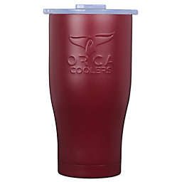 ORCA 27 oz. Team Chaser Tumbler in Maroon/White