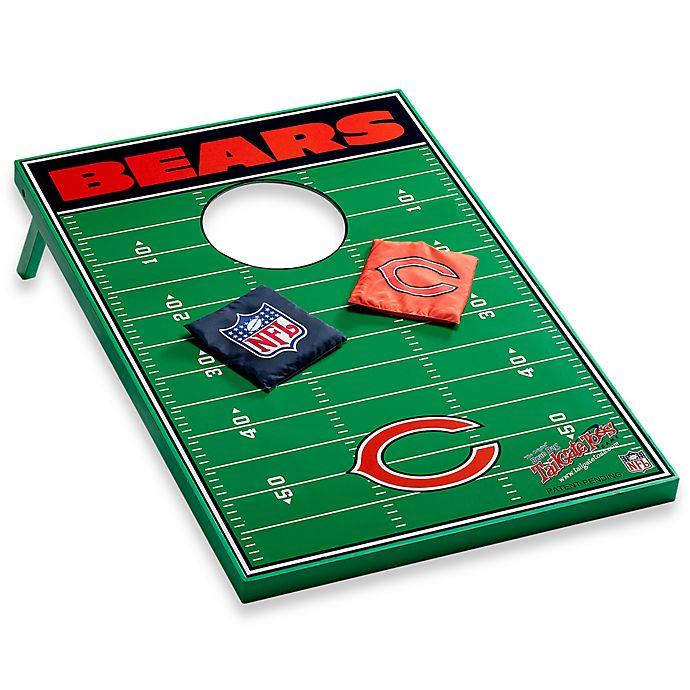 Pleasant Tailgate Toss Bean Bag Toss Game Chicago Bears Bed Bath Alphanode Cool Chair Designs And Ideas Alphanodeonline