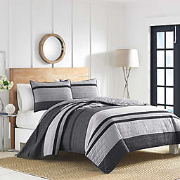 Nautica® Vessey Quilt in Grey