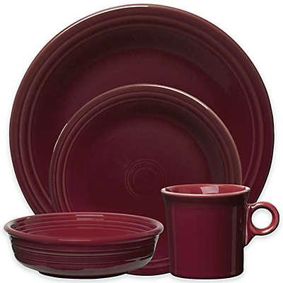 Fiesta® Dinnerware Collection in Claret