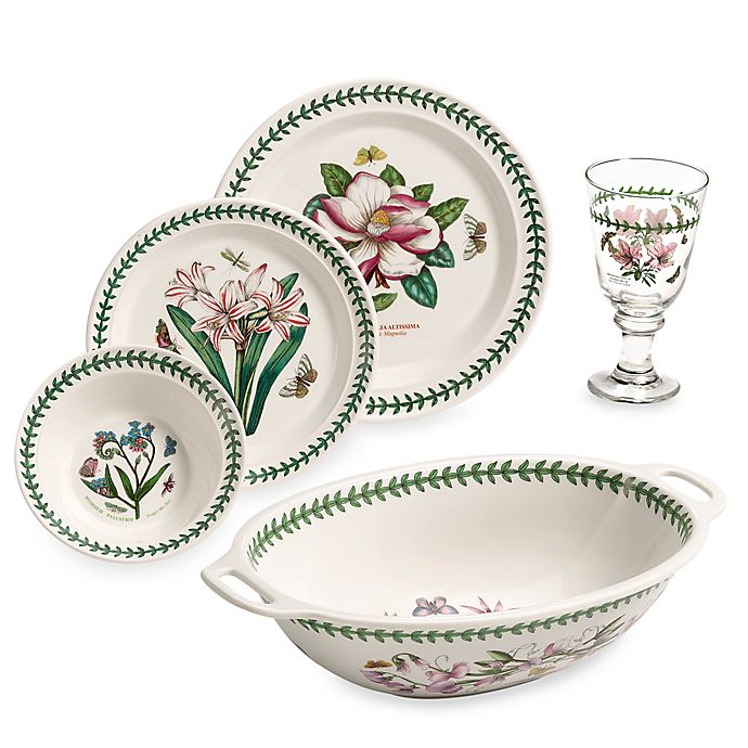 Alternate image 1 for Portmeirion® Botanic Garden Dinnerware and Serveware