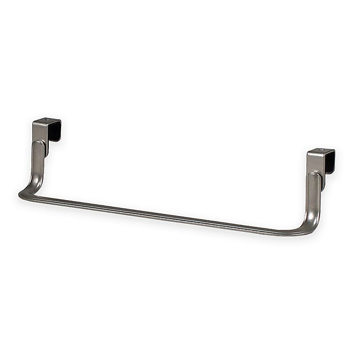 Alternate image 1 for Ashley Over-the-Counter Towel Bar in Satin Nickel