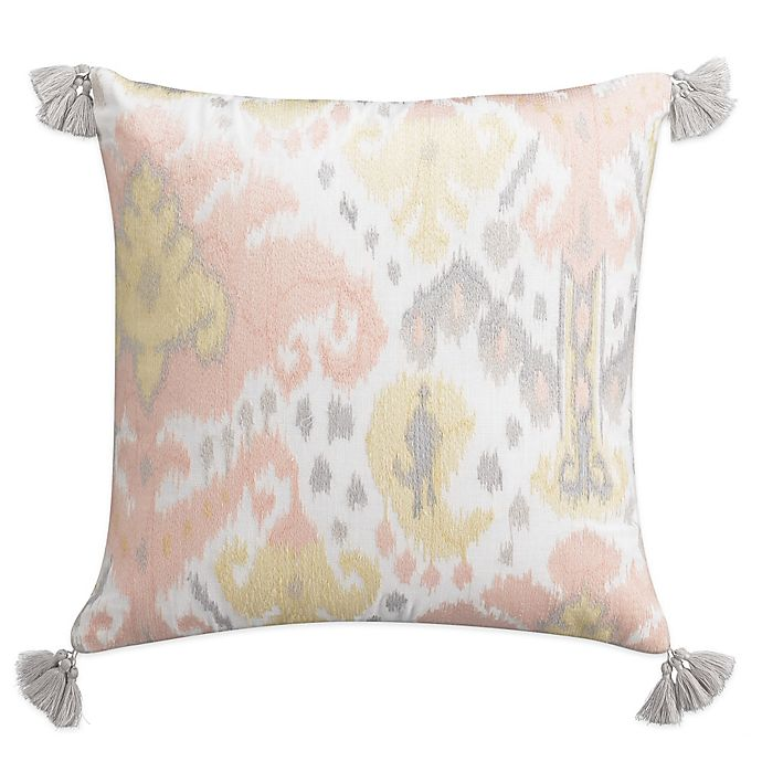 Buy Cupcakes And Cashmere Kilim Square Throw Pillow In