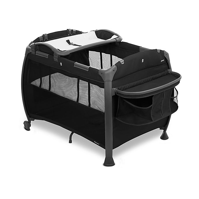 Alternate image 1 for Joovy® Room Playard Nursery Center in Black