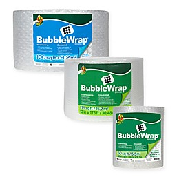 Duck® Bubble Wrap® - Clear