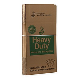 Duck® 6-Pack 16-Inch Heavy Duty Boxes