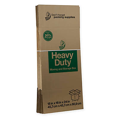Duck® Brand Heavy Duty Kraft Boxes