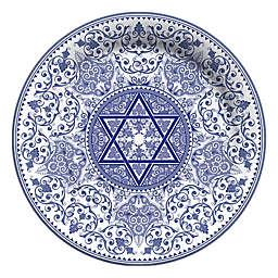 C.R. Gibson Spode Judaica Hanukkah Paper Dinner Plates (Set of 8)