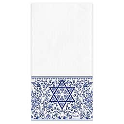 C.R. Gibson Spode Judaica Hanukkah Guest Napkins (Set of 16)
