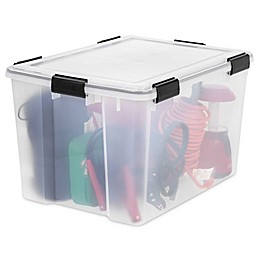 IRIS® Weathertight® Storage Containers (Set of 4)