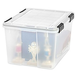 IRIS® Weathertight Storage Boxes (Set of 6)
