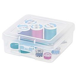IRIS® Modular Supply Case in Clear (Set of 10)