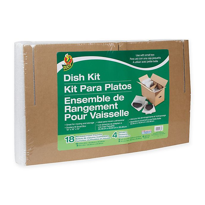 Alternate image 1 for Duck® Dish Protection Kit